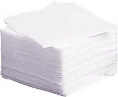 """Medline Non260509 Latex-Free 12.5"""" X 13"""" Dry Disposable Washcloths, Pack Of 90"""