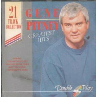 Gene Pitney - Greatest Hits - Gene Pitney CD TOVG The Cheap Fast Free Post The