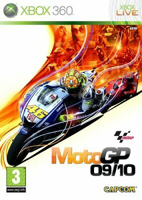 MotoGP 09/10 (Xbox 360) - Game  6QVG The Cheap Fast Free Post