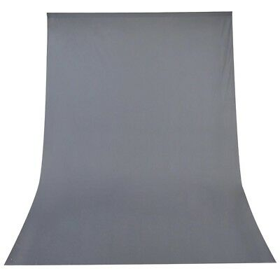 10x20ft Muslin Backdrop 100% Cotton Photography Background Photo Studio Gray