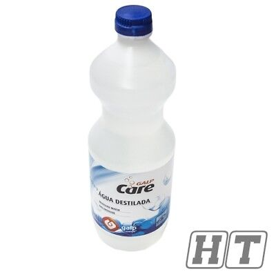 Distilled water Galp (for motorcycle batteries) and cooling water
