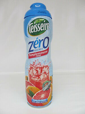 Teisseire Sirup Pampelmuse Pamplemousse rose Zero 600 ml Dose