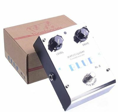 Biyang BL8 Blues Overdrive Guitar Effects Pedal