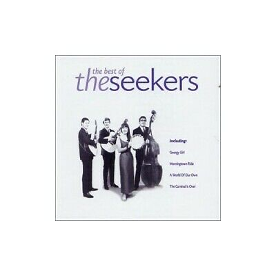 Seekers - The Best of The Seekers - Seekers CD 8CVG The Fast Free Shipping