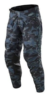 Troy Lee Designs 2018 GP Pant Cosmic Camo Gray All Sizes