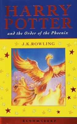 """Harry Potter and the Order of the Phoenix"" (Harr... by Rowling, J. K. Paperback"