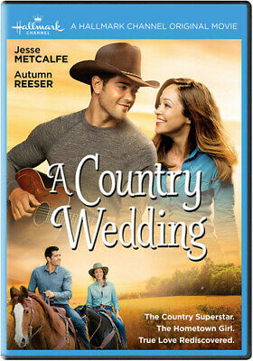 A Country Wedding [New DVD] Widescreen