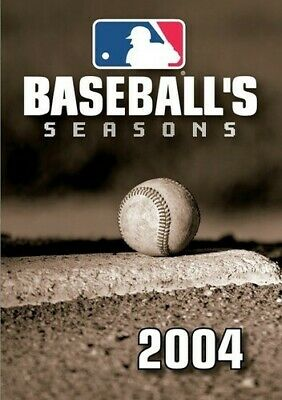 Baseball's Seasons: 2004 [New DVD] Manufactured On Demand, NTSC Format
