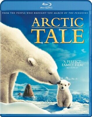 Arctic Tale [New Blu-ray] Ac-3/Dolby Digital, Dolby, Dubbed, Subtitled, Widesc