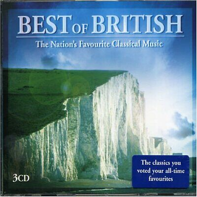 Various Artists - Best of British - Various Artists CD AYVG The Cheap Fast Free