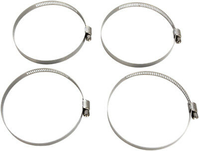 Moose Racing Gear Drive Hose Clamps 58-83mm 4 Pack