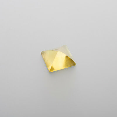 Beryl Priest hat 9x9mm weight: 2,53 Ct polished in Idar-Oberstein /L12