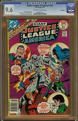 Justice League of America #142 CGC 9.6 Mile High II Copy