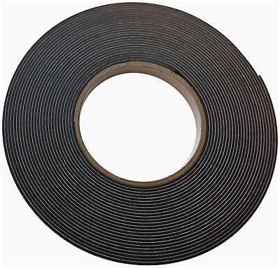 SELF ADHESIVE FLEXIBLE MAGNETIC SHEET 0.8mm THICK - A4