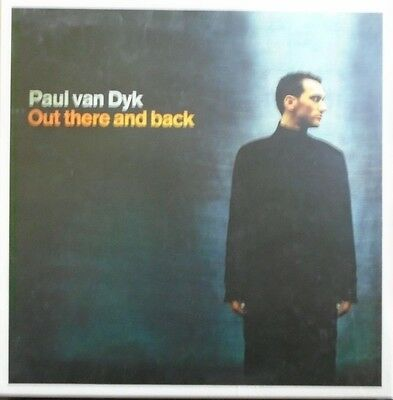 PAUL VAN DYK ~ Out There And Back ~ 4 x VINYL LP BOX SET