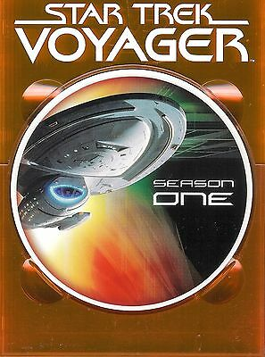 Star Trek: Voyager - The Complete Season One ~ 5-Disc DVD Set ~ FREE Shipping