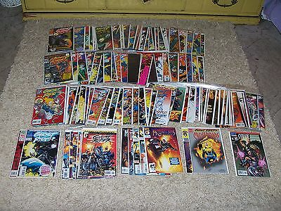 NM Ghost Rider Lot 113 Comics Marvel Knights Midnight Sons with RARE ISSUES HTF
