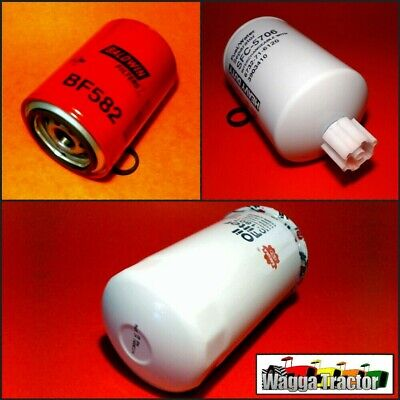 FLK2003 Oil Fuel Filter Kit JI Case 1070 and Late 970 Tractor