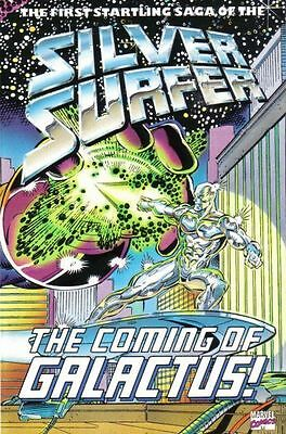 Silver Surfer: The Coming Of Galactus Vf/nm