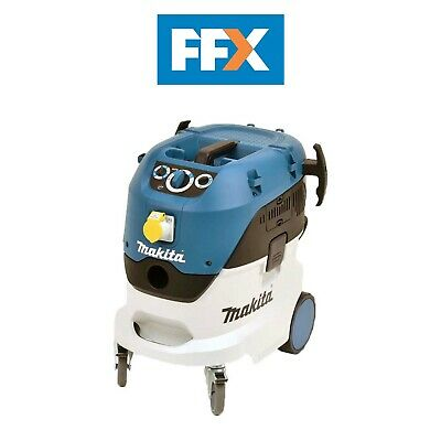 Makita VC4210MX/2 240v M-Class Dust Extractor 42L With Power Take Off