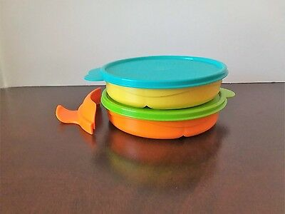 Tupperware Feeding Set