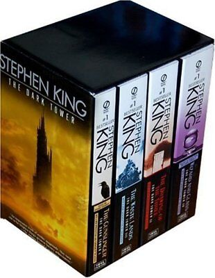 The Dark Tower Boxed Set by Stephen King