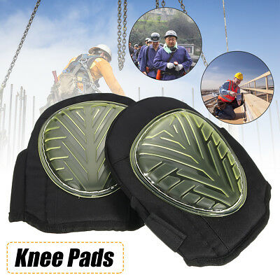 Gel Filled Knee Pads Protector Thicken For Work Professional + Adjustable Strap