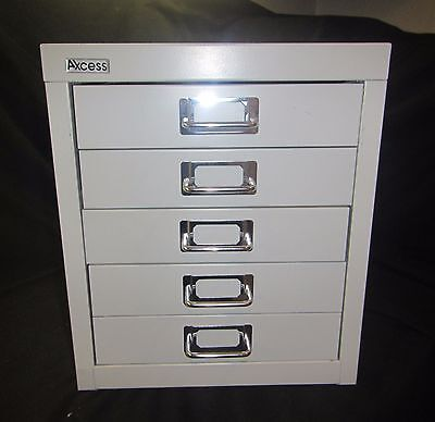 axcess file or on desk paint top gloss semi table each organizer for of drawer multi steel axcessmd use material drawers a cabinet