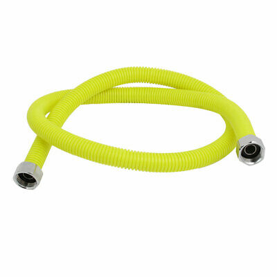 """304 Stainless Steel F1/2"""" 1M Length Gas Range Connector Pipe Supply Hose"""