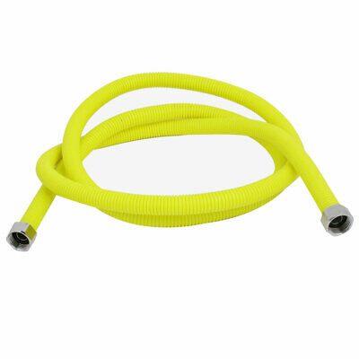 304 Stainless Steel 2M Length Flexible Gas Range Connector Pipe Supply Hose