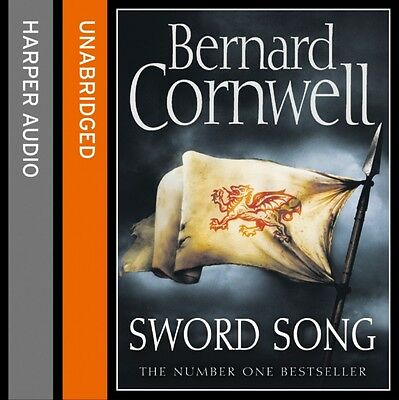 Sword Song (The Last Kingdom Series, Book 4) (Audio CD), Cornwell. 9780008164423