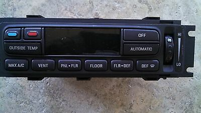 02 03 04 Ford F150 EATC AC Heater Digital Climate Control Non Heated Rear Glass