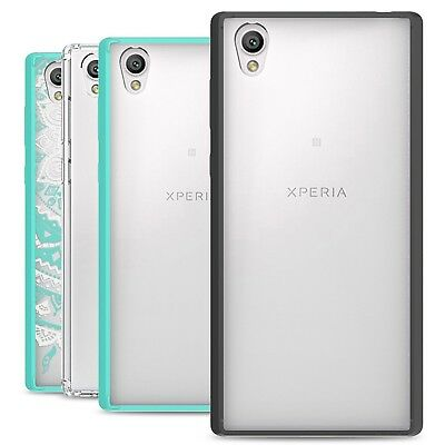 CoverON for Sony Xperia L1 Case Slim Hybrid Hard Phone Cover