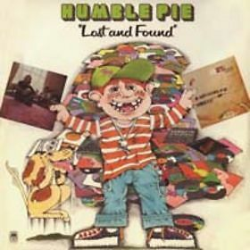 HUMBLE PIE - LOST AND FOUND A&M SP 3513 2 LP 33 giri doppio 1972 USA