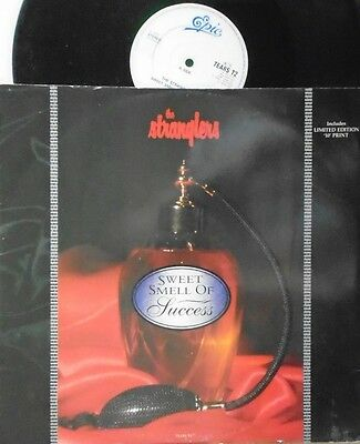 "THE STRANGLERS ~ Sweet Smell Of Success ~ 12"" Single PS & LTD ED 10"" PRINT"