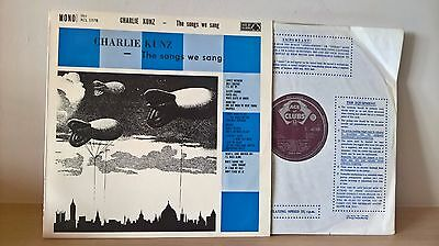 Charlie Kunz - The Songs We Sang (Decca Acl 1078) Uk 1961 Mono Lp Ex