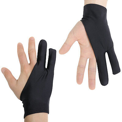 TRIXES Artists Tablet Drawing Gloves Left or Right Handed Low Friction 3 Pack