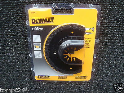 Dewalt Dt20718 5Mm Carbide Grout Removal Blade For Oscillating Multi Tool Dcs355
