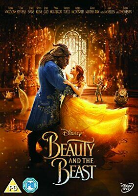 Beauty and The Beast (Live Action) [DVD] [2017] - DVD  DPVG The Cheap Fast Free