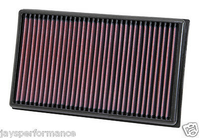 K&N AIR FILTER FOR AUDI A3 (8V) 1.6/1.8/2.0/TDi 2012 - 2015