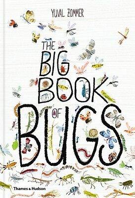 The Big Book of Bugs (Hardcover), Zommer, Yuval, Taylor, Barbara, 9780500650677