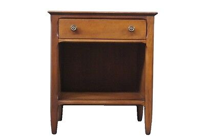 "CENTURY FURNITURE Mid Century Modern 22"" Nightstand"