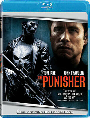 The Punisher [New Blu-ray] Dolby, Subtitled, Widescreen