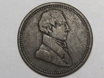 No Date Lower CANADA Token Small Bust Variety. LC-59B.   #25