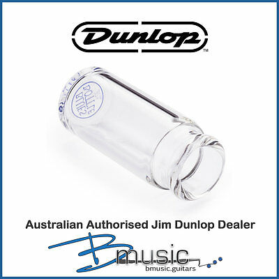Jim Dunlop Blues Bottle® Slide - Small - Heavy Wall Thickness - Ring Size 8.5