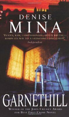 Garnethill by Mina, Denise Paperback Book The Cheap Fast Free Post