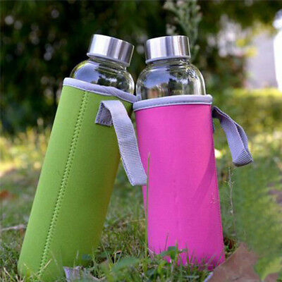 Anti-falls Portable Carry Insulation Cup Hanging Cover Cup Warmer Case Protect