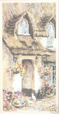 Somerset Inn  Marty Bell  Cross Stitch Chart