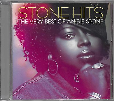 Stone Hits - The Very Best Of Angie Stone   cd