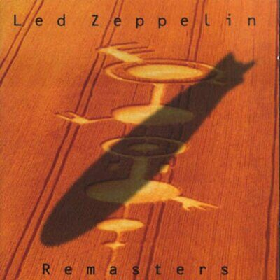 Led Zeppelin - Remasters - Led Zeppelin CD 3TVG The Fast Free Shipping